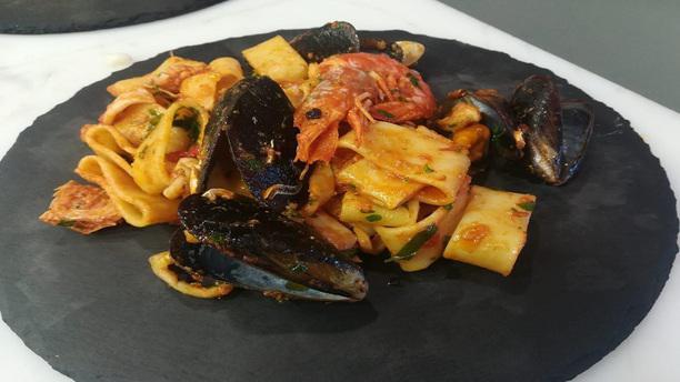 Pescheria Gastronomica Sea&No Calamarata