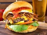 Black Burgers & Ribs