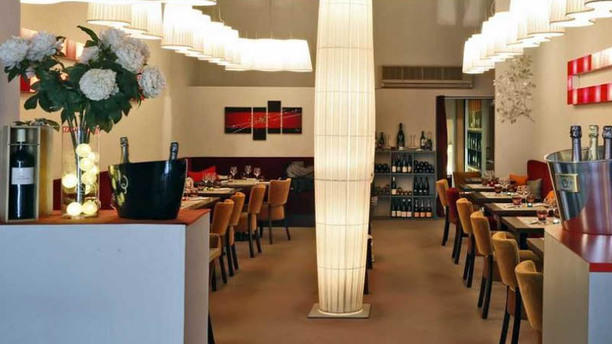 La Table du Fort Restaurant Marseille Vieux-Port Vue de la salle