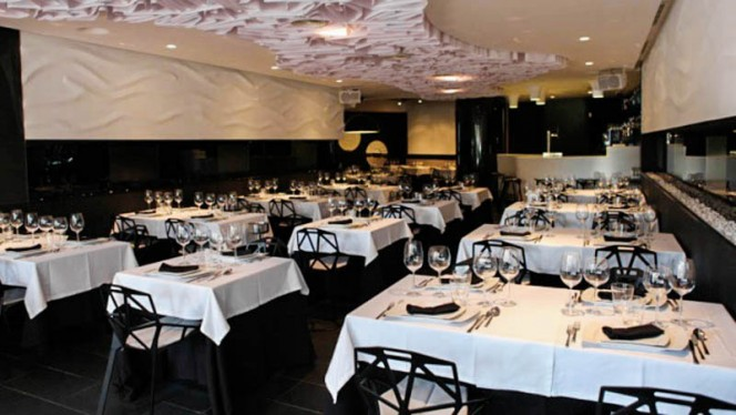 Restaurante - Áncora Madrid, Madrid