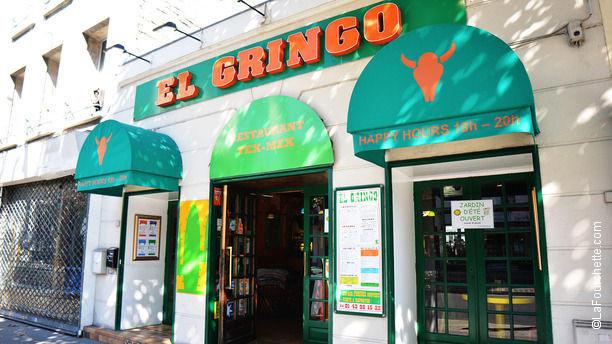 El Gringo Bienvenue au restaurant El Gringo