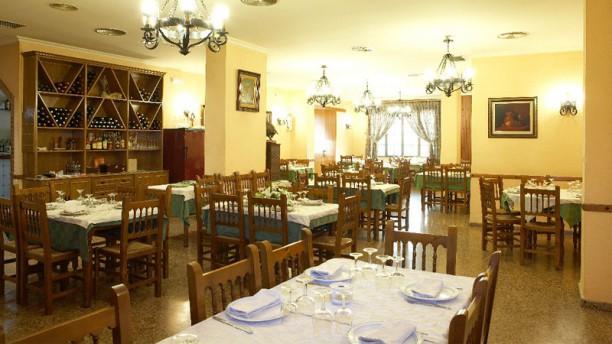 Mesón Castilla Vista Sala