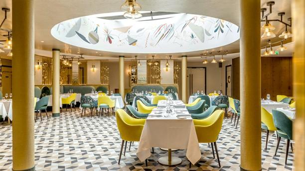 La Table du Burdigala - Hôtel Le Burdigala Vue de la salle