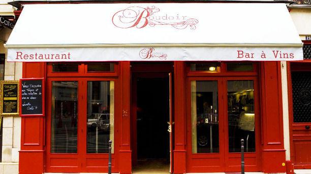 Avis Restaurant Le Boudoir A Paris