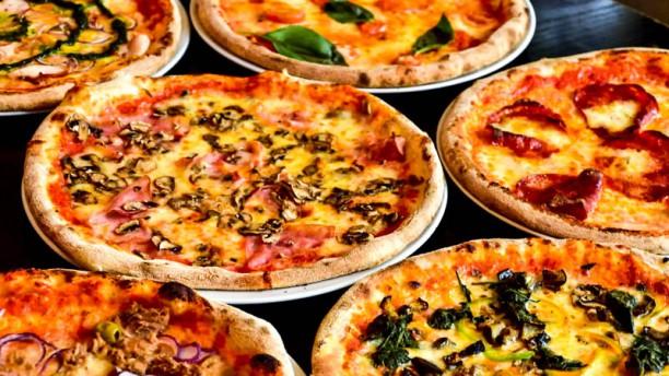 Very Italian Pizza (Den Haag) Suggestion du Chef