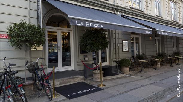 La Rocca Indgangen