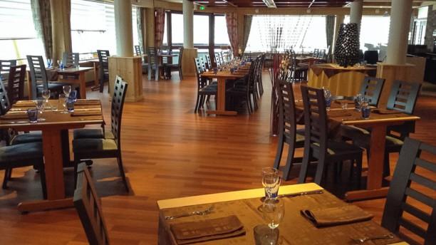 Coté Cuisine Salle intérieure
