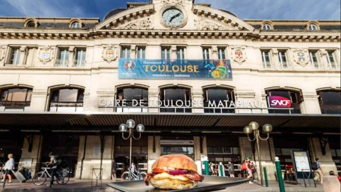 Toulouse Burger, Toulouse