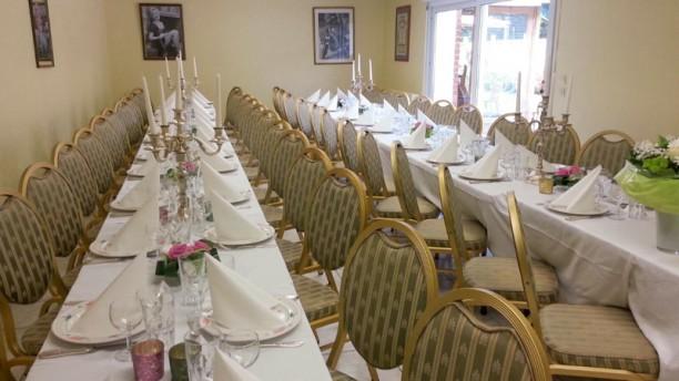 Le Derby Salle du restaurant