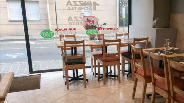 Dell'Etna Salle du restaurant