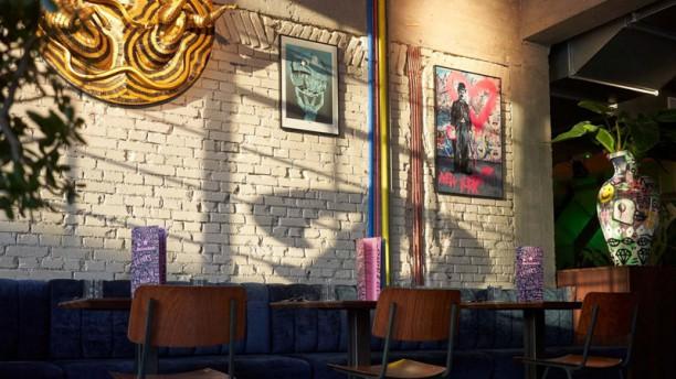 Dumbo Het restaurant