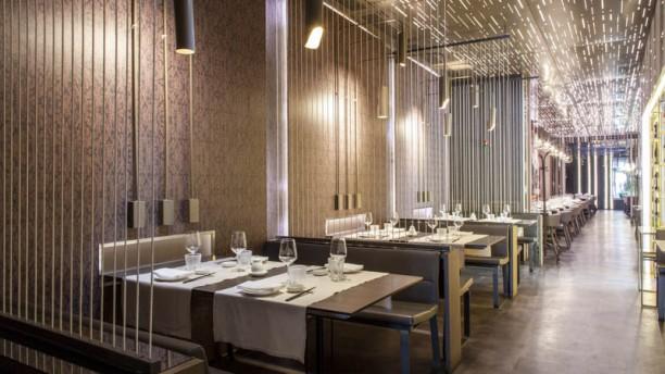 Muud Creative Sushi Vista sala