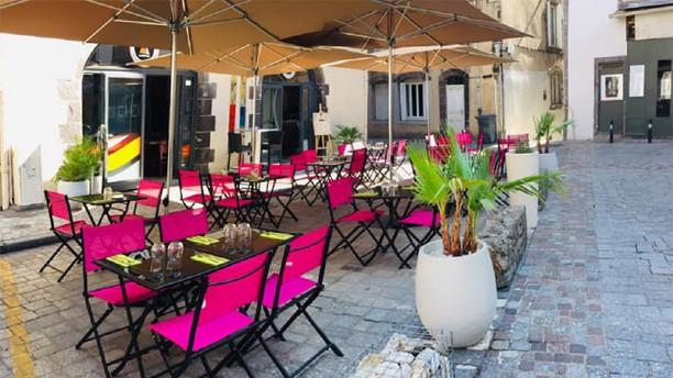 AH ! Saint Tropez Vue de la terrasse