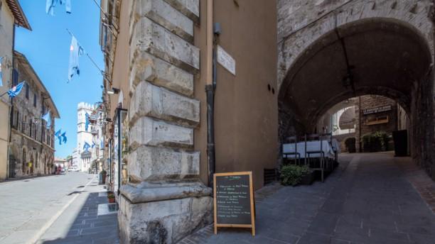 La Braceria Di Assisi Dove siamo