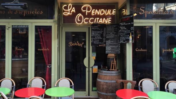 La Pendule Occitane devanture