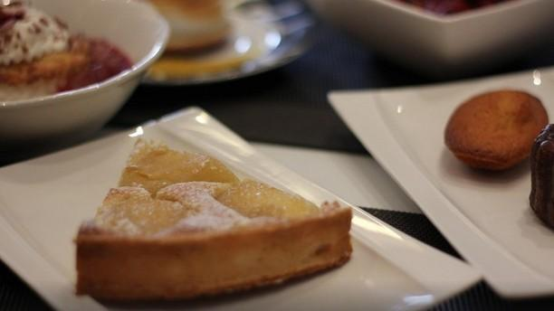 Pastry Plaisirs Dessert