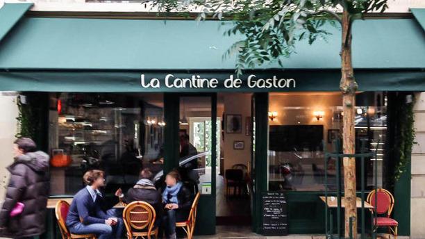 La Cantine de Gaston entrée