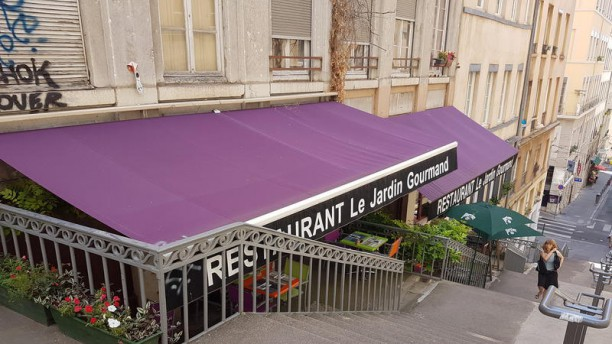 le jardin gourmand in lyon restaurant reviews menu and