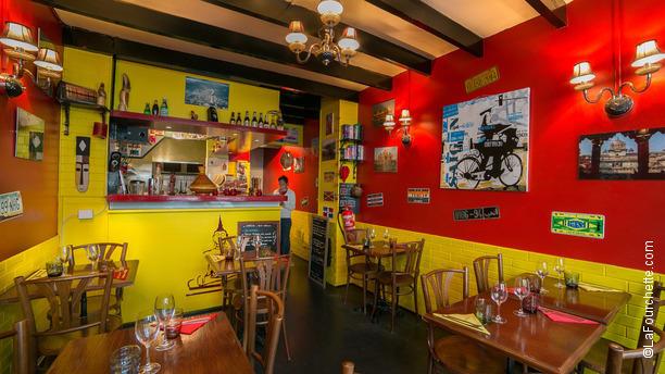 les cop 39 s et leurs cuisines du monde restaurant 148 rue du ch teau 75014 paris adresse horaire. Black Bedroom Furniture Sets. Home Design Ideas