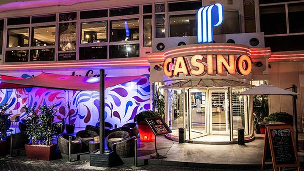 Le Caz - Casino Partouche de Palavas les Flots entrée