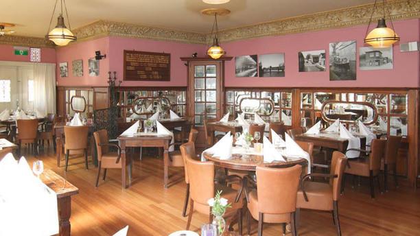 Restaurant de Burg Het Restaurant