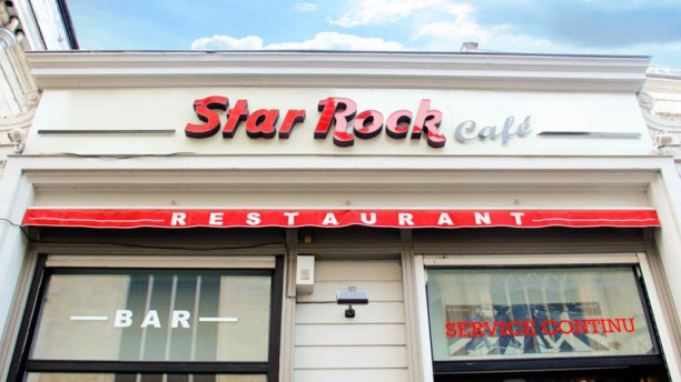Star Rock Café devanture