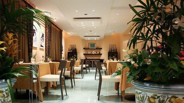 Visconti Sala del ristorante