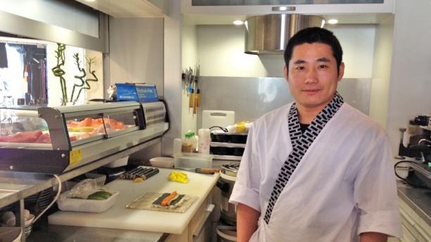 Kisaku Sushi Chef
