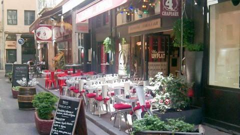 Le Bistrot des 4 Chapeaux, Lyon