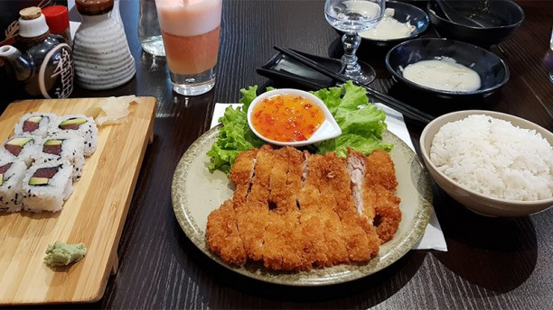 Sushi Royal Suggestion du chef