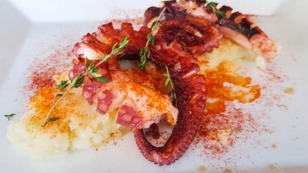 Restaurant Neska Polita Vinoteca Sugerencia del chef