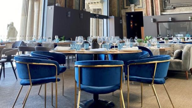 Oleum Restaurant Sala del restaurante