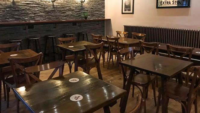 The Irishman - Restaurant - Paris
