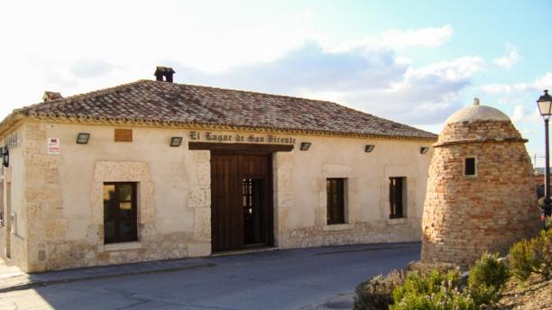Lagar de San Vicente Vista fachada