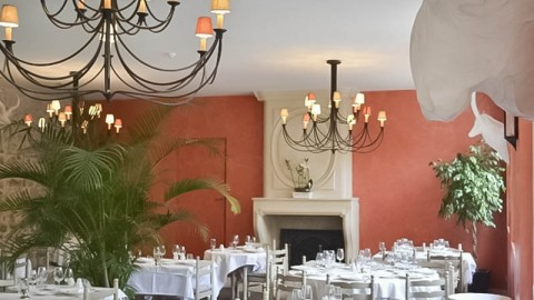 restaurant - Le Relais de la Mothe - Bossay-sur-Claise