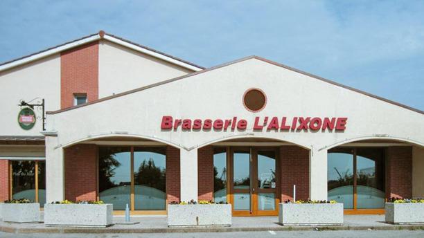 Brasserie Alixone Façade