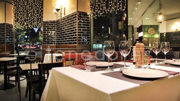 Restaurante el cl ssic en barcelona paseo de gracia - Restaurantes en paseo de gracia barcelona ...