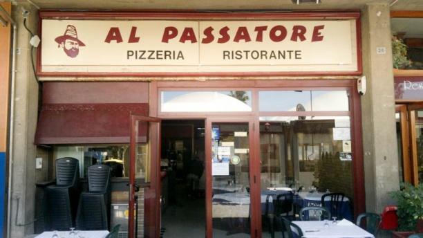 Al Passatore-Pla de Palau Fachada