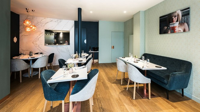 Restaurant H - Restaurant - Paris