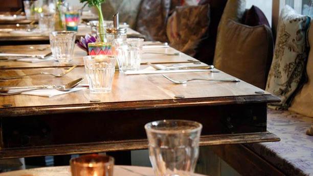 Pleiade Bio-café tafel