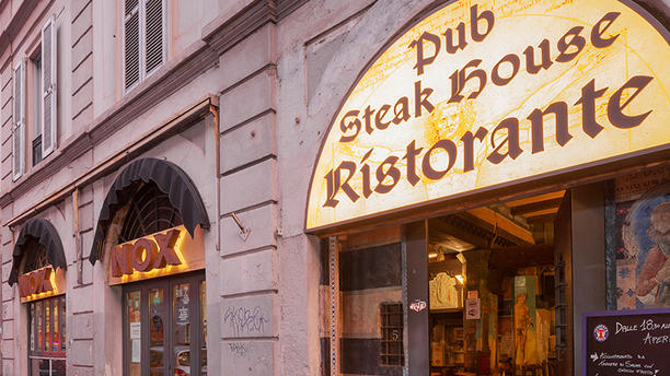 Nox ristorante steak house Esterno