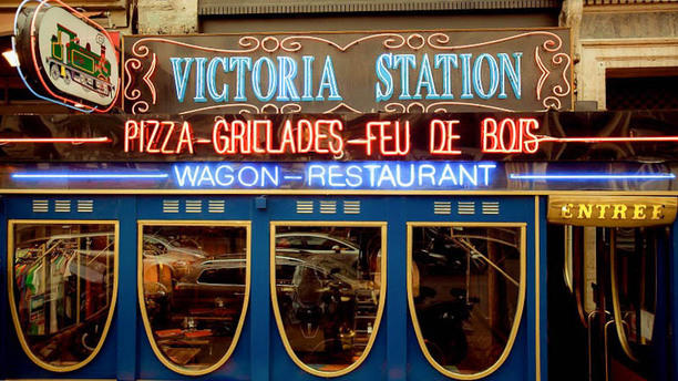 Victoria Station Extérieur