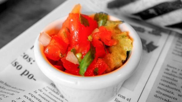 Tequila Cantina Mexicana Sugerencia del chef
