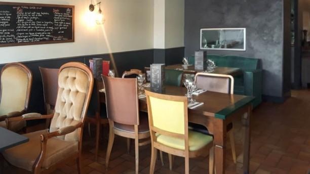 Café gourmand Intérieur