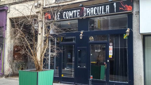 Le Comte Dracula 1 Devanture