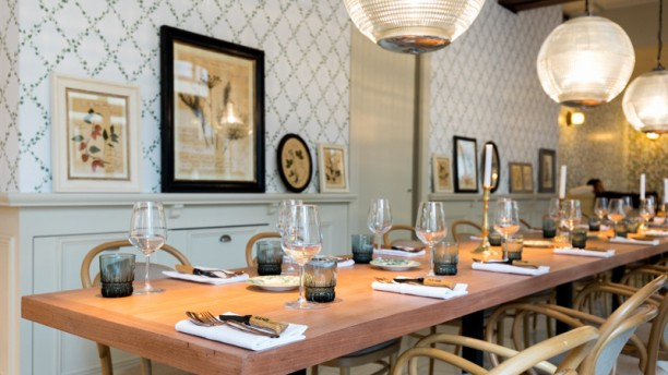 Jean Imbert Restaurant Paris