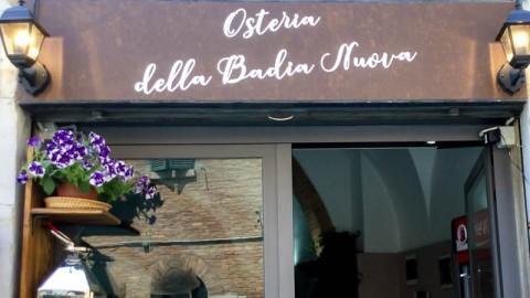 Osteria Della Badia Nuova, Siena