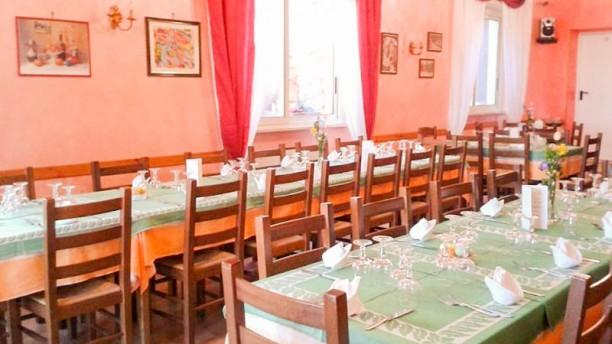 Al Boschetto Vista sala