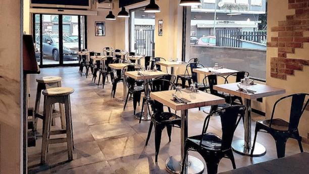 Doppio - Hamburgeria & Wine Bar Vista sala