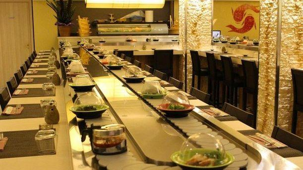 Sushi Kai sushi bar padova; Sushi Kai cucina giapponese